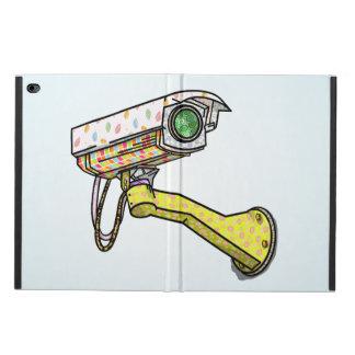 Multi de la cámara de seguridad coloreada