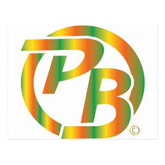Multi de la identificación del logotipo de Pecky Postales