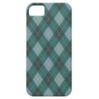 Multi de moda retro de Argyle Funda Para iPhone SE/5/5s