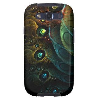Multi-Dimensión etérea - caja de la galaxia S de S Galaxy S3 Protector