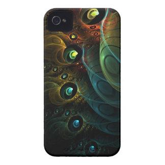 Multi-Dimensión etérea - iPhone 4 - Barely There Case-Mate iPhone 4 Fundas