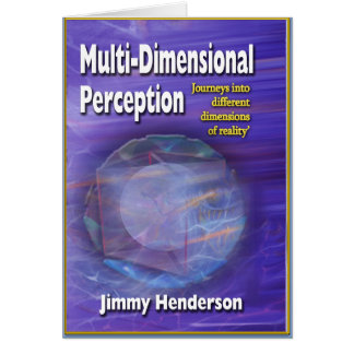 Multi-dimensional Perception greeting card