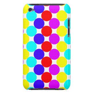 MULTI-DOTS (a polka dot design) ~ iPod Case-Mate Case