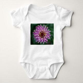 Multi Faceted Flower Baby Bodysuit