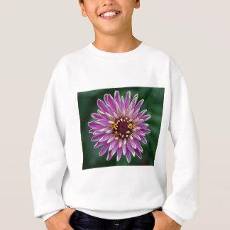 Multi Faceted Flower Sweatshirt