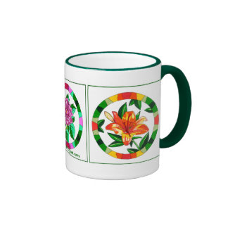 Multi Floral Mug