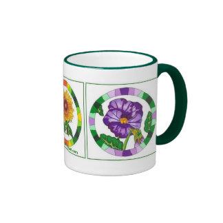 Multi Floral Mug - 2
