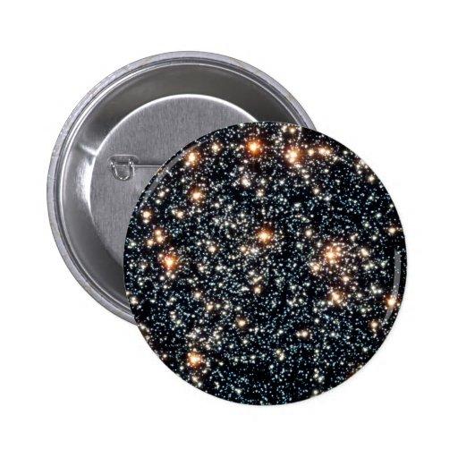 Multi-Galaxias Pin Redondo De 2 Pulgadas