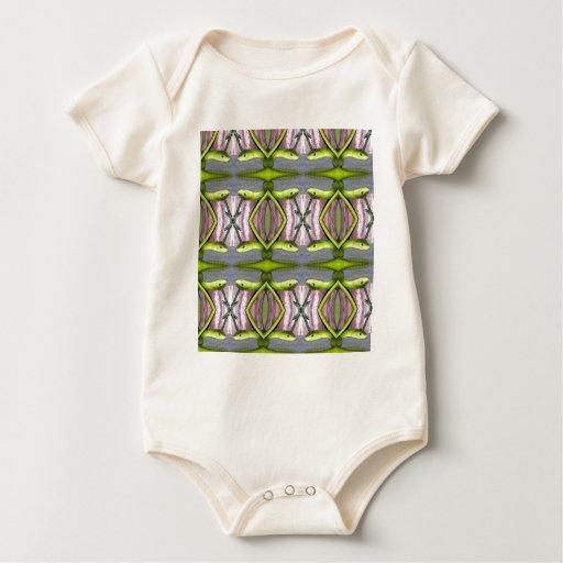multi green mamba baby creeper