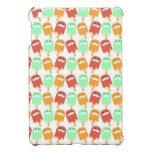 Multi - helado colorido con los bigotes iPad mini cobertura