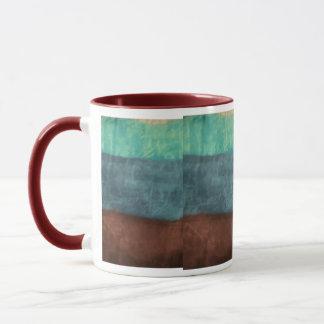 multi hue mug