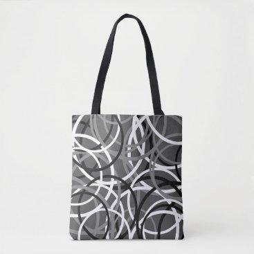 Professional Business Multi Layered Circle Pattern Bag