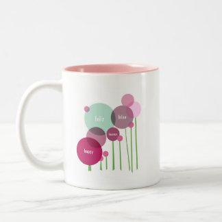 "Multi-Lingual ""Happy"" Mug"