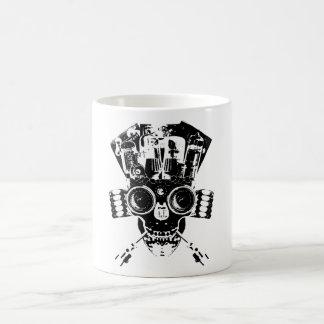 Multi Media Momento Mori Coffee Mug