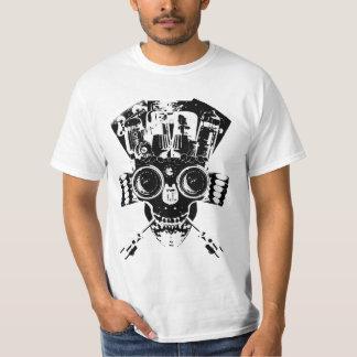 Multi Media Momento Mori T-Shirt