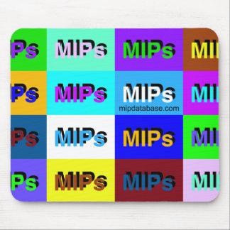 multi mips logo mousepad
