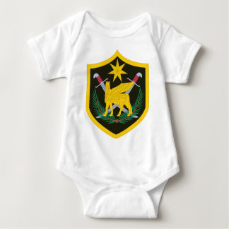 Multi National Force Iraq Baby Bodysuit