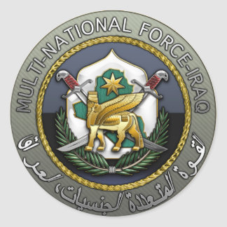 Multi-National Force – Iraq Stickers