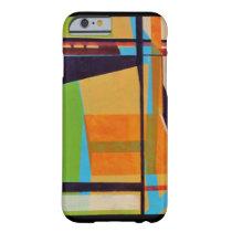 Multi Orange iphone 6 case