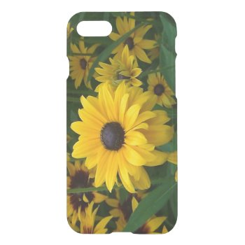 Multi-Petal Yellow Flower iPhone 7 Case