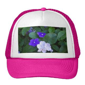 Multi Petunias Cap Trucker Hat