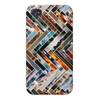Multi Photo Collage iPhone 4/4S Cases