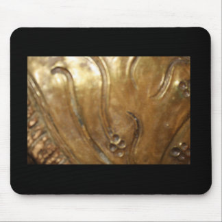 Multi-Products  Busines, home, Electronics...Gold Mouse Pad