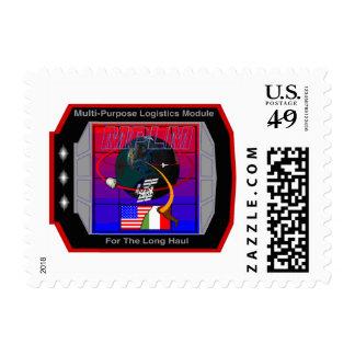 Multi Purpose Logistics Modules – MPLM Postage Stamps