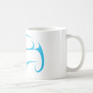 Multi Purpose Van in Swish Drawing Style Coffee Mug