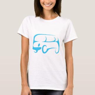Multi Purpose Van in Swish Drawing Style T-Shirt