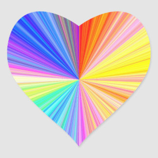 Multi Purpose Write-on n Decorative Paper Craft Heart Sticker