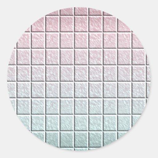 Multi Purpose Write-on n Decorative Paper Craft Round Sticker