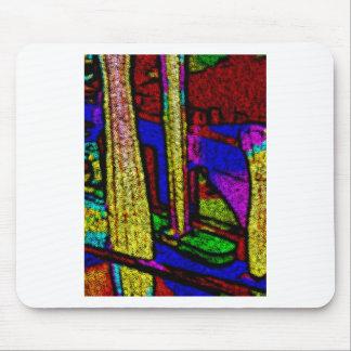 Multi Sensation Color Columns. Mouse Pads