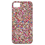Multi Sequins Reds Sparkle Glitter Bling iPhone 5 iPhone 5 Case