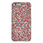 Multi Sequins Reds Sparkle Glitter Bling iPhone 6  iPhone 6 Case