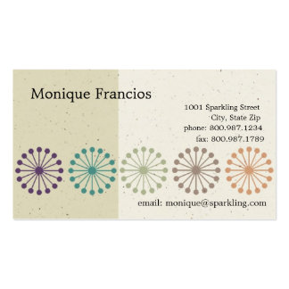 Multi Sparlke Business Card