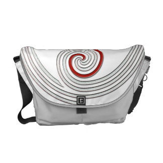 Multi Spiral Bag #1 Courier Bags