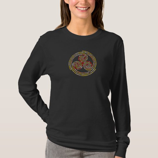 Multi Spiral - T-Shirt #9B