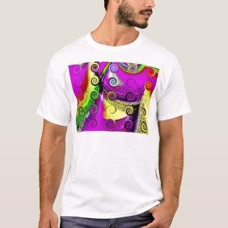 MULTI SWIRL T-Shirt