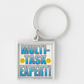 Multi Task Life B Keychain