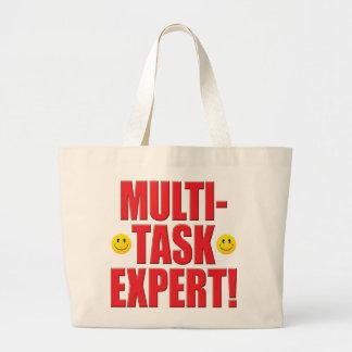 Multi-Task Life Canvas Bag