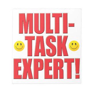 Multi-Task Life Scratch Pads