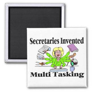 Multi Task Secretary Magnet