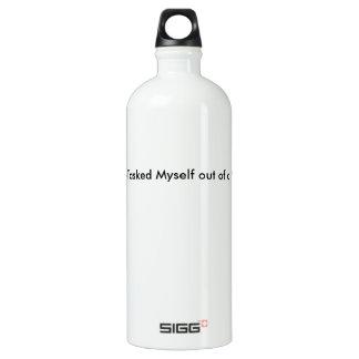 Multi-Tasker Aluminum Water Bottle