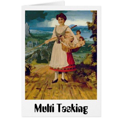 Multi Tasking Card