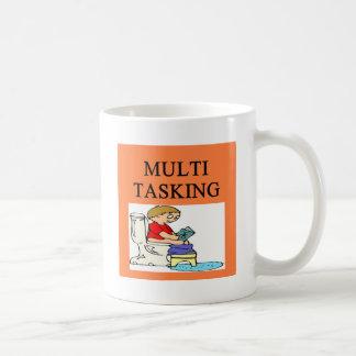 MULTI tasking joke Mugs