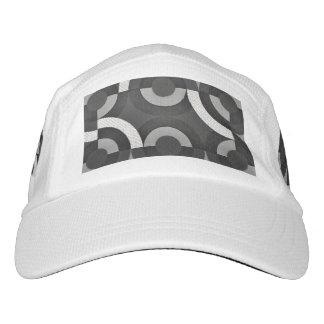 Multi Texture Look Geometric Mod Circles Headsweats Hat