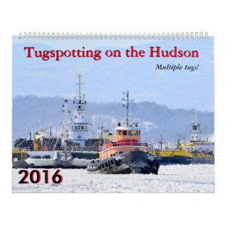 Multi Tugs Calendar