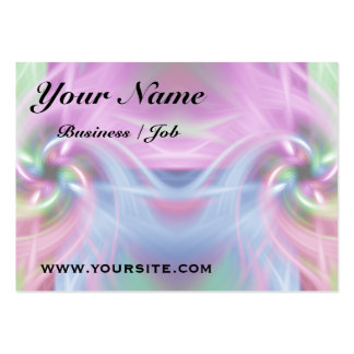 Multi Twist Large Business Cards (Pack Of 100)