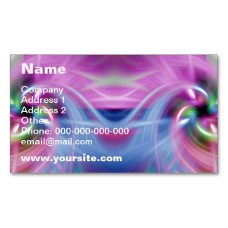 Multi Twist Magnetic Business Cards (Pack Of 25)